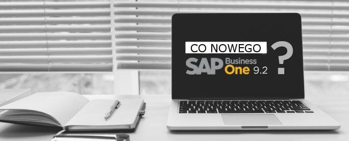 SAP Business One 9.2